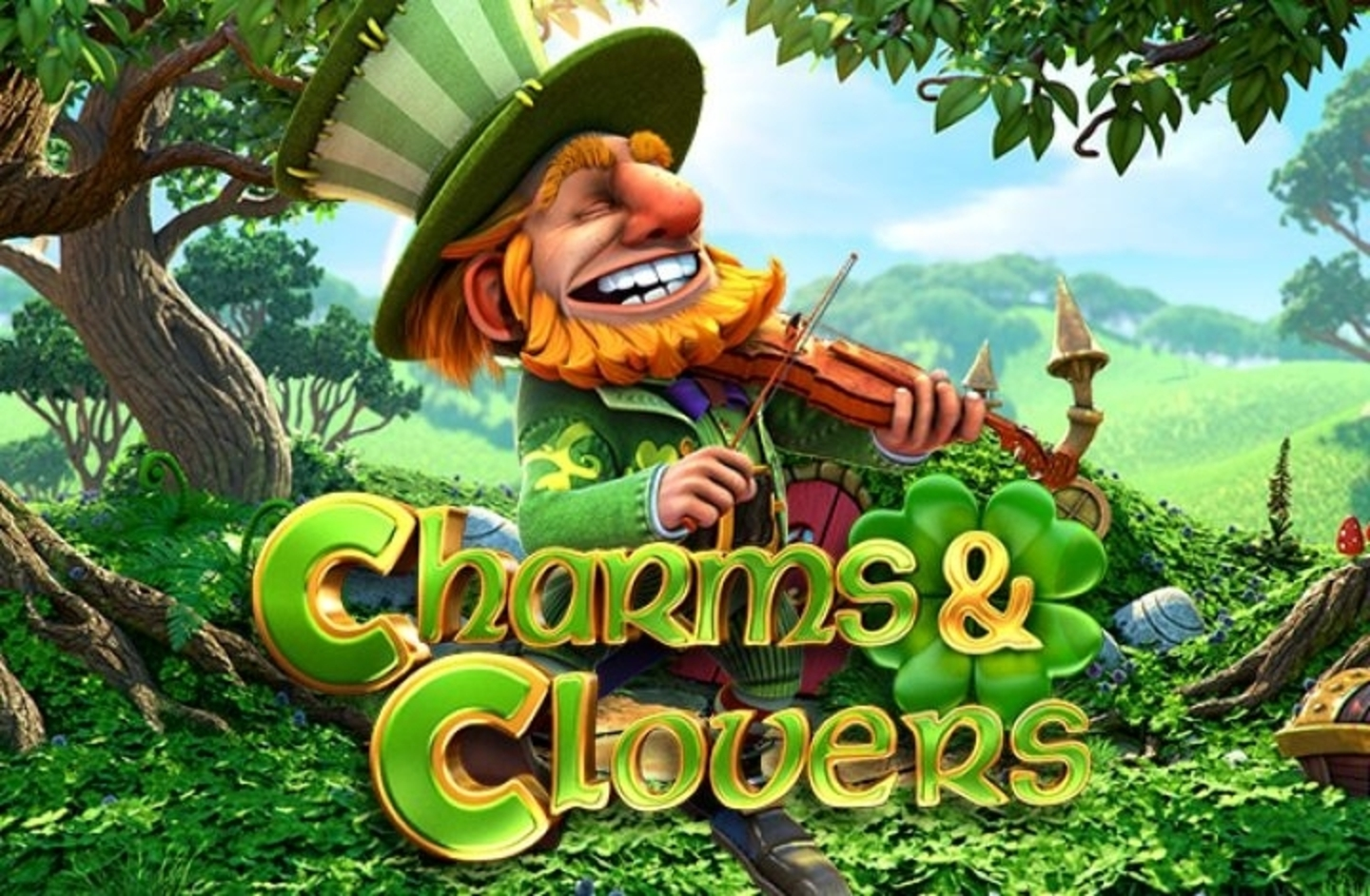Charms and Clovers Online Slot Demo Game by Betsoft