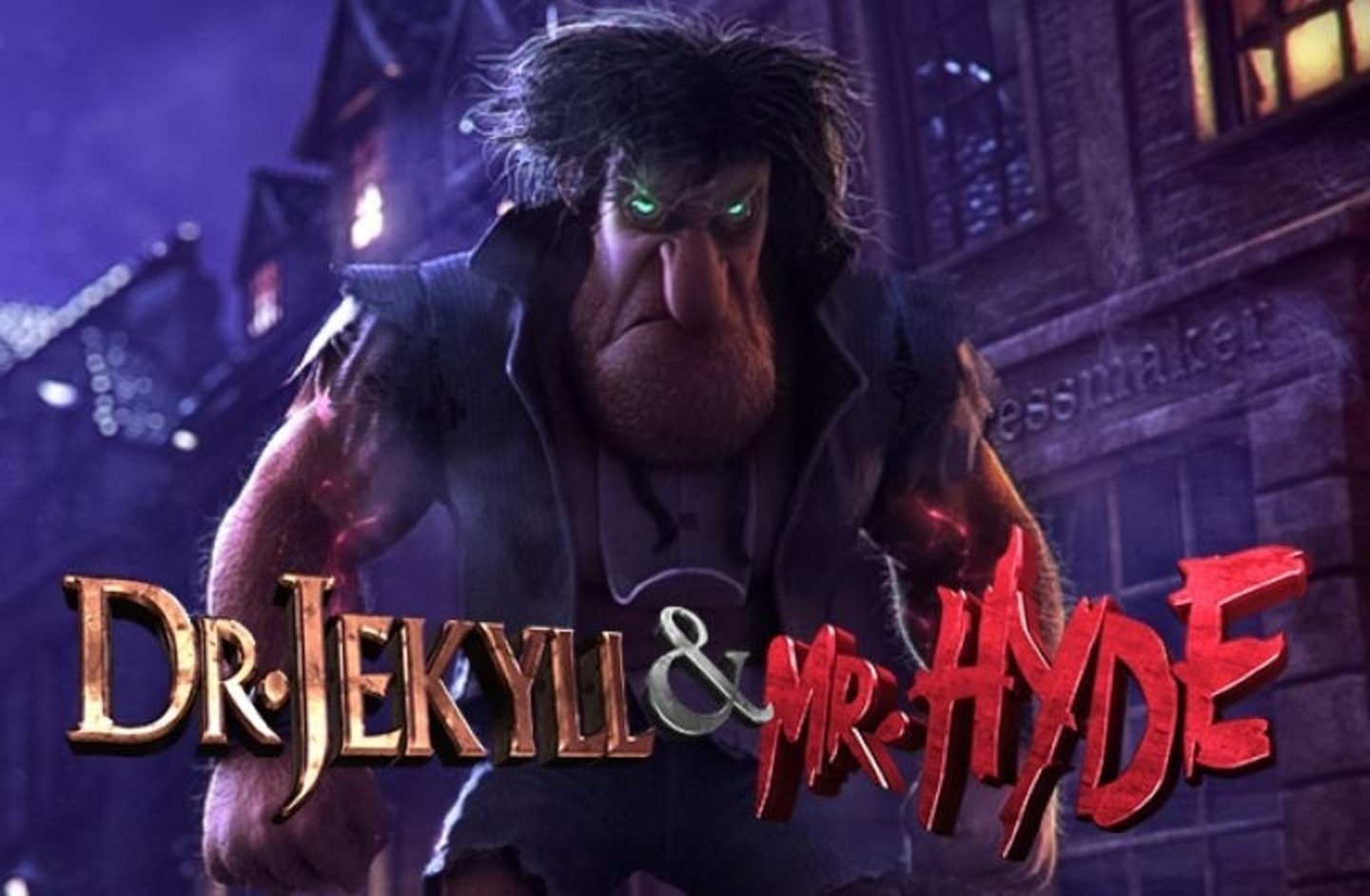 Dr. Jekyll & Mr. Hyde Online Slot Demo Game by Betsoft