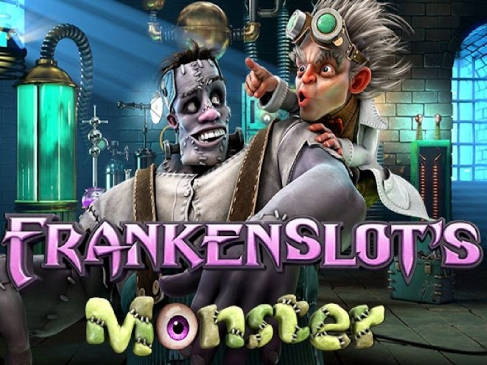 Frankenslot's Monster Online Slot Demo Game by Betsoft