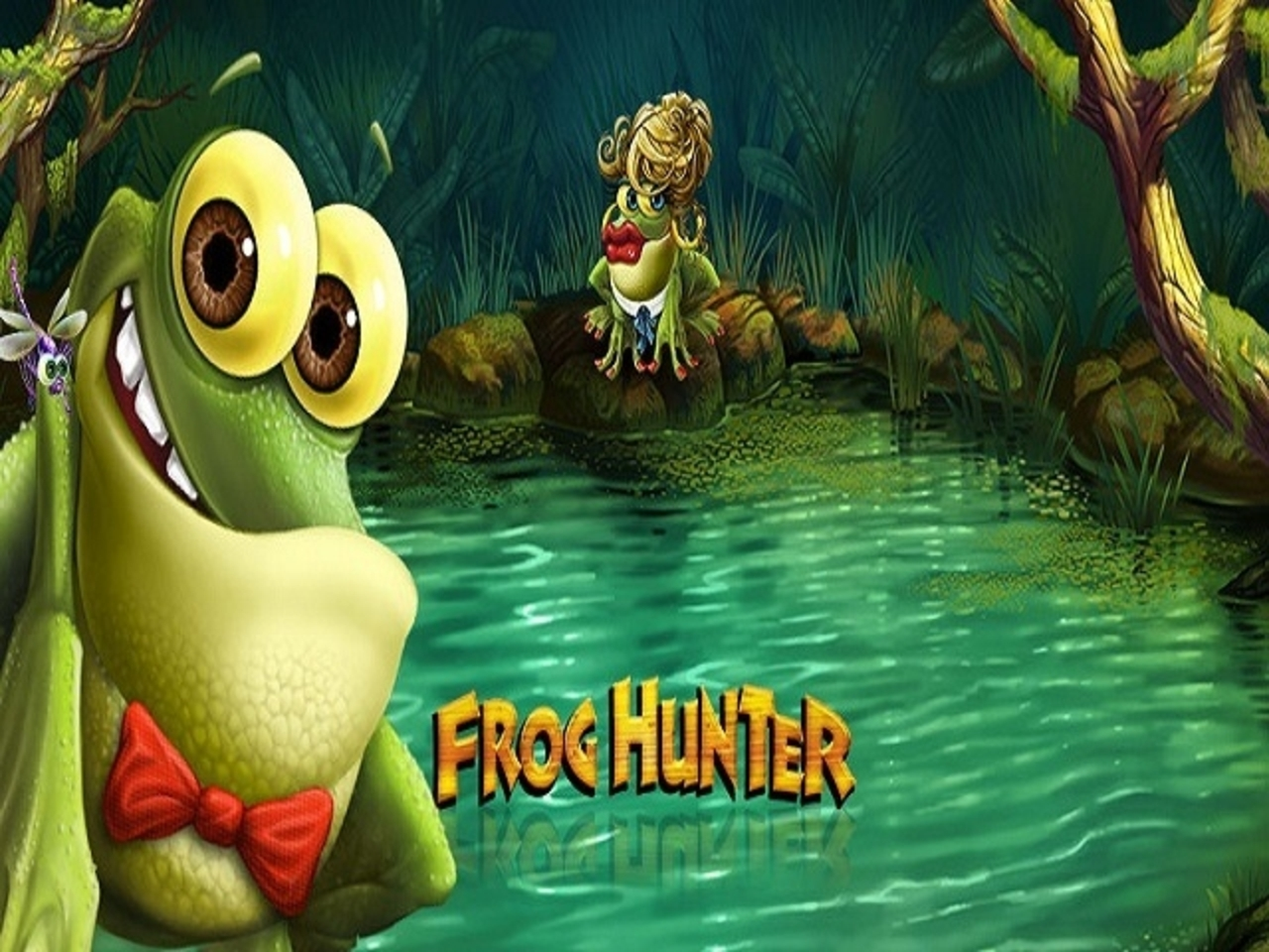 Frog Hunter Online Slot Demo Game by Betsoft