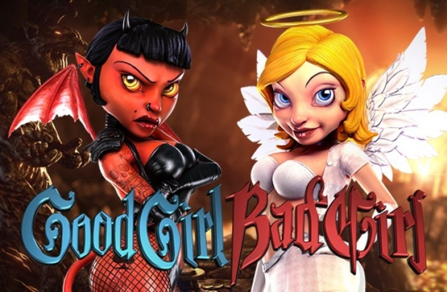 Good Girl Bad Girl Online Slot Demo Game by Betsoft