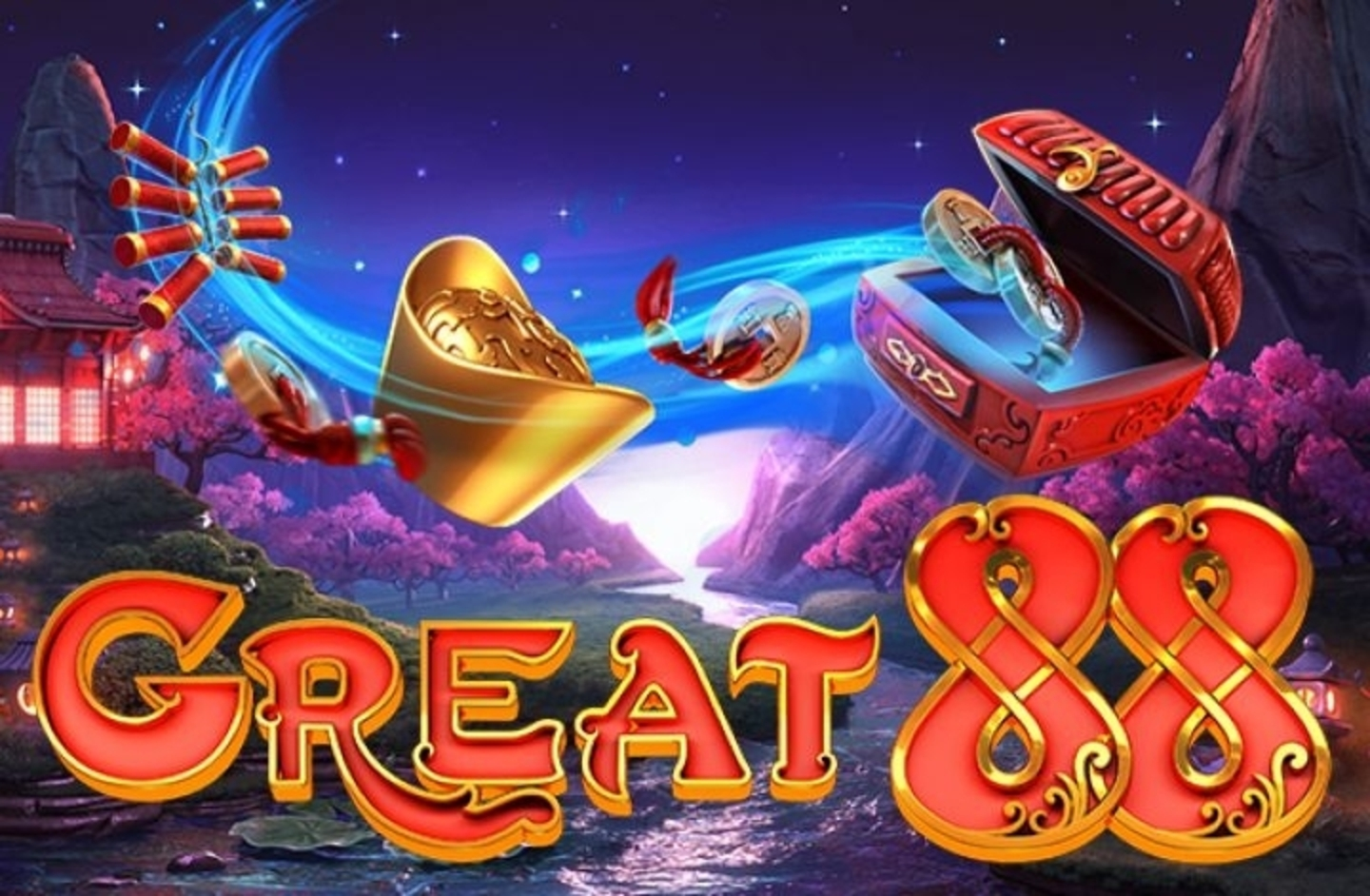 The Great 88 Online Slot Demo Game by Betsoft