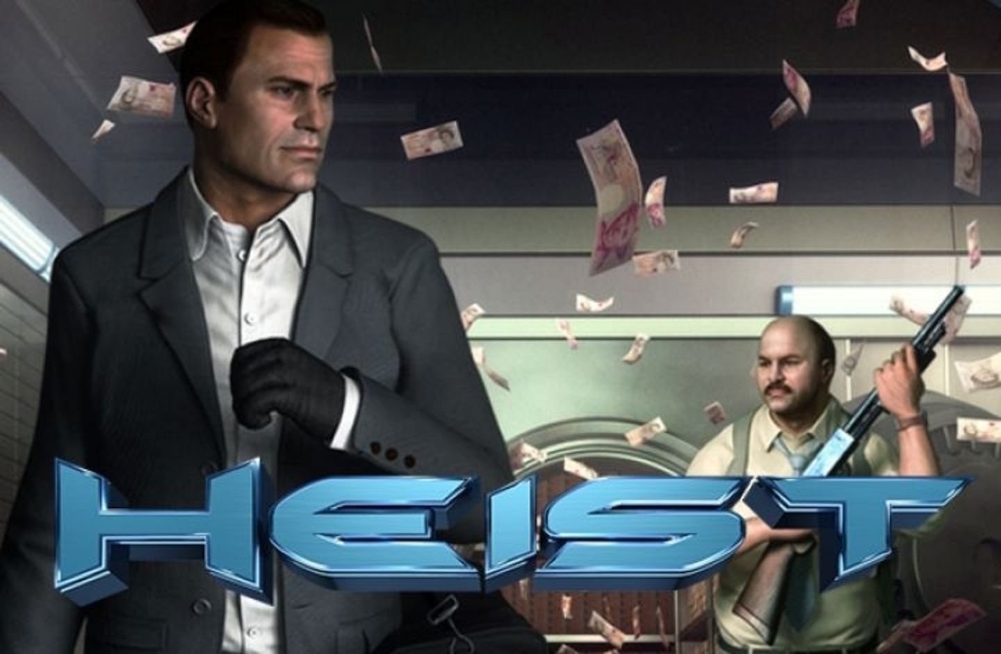 Heist (Betsoft) Online Slot Demo Game by Betsoft