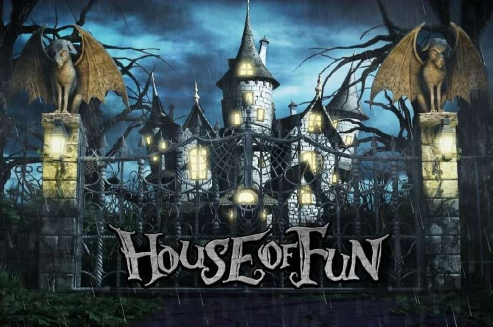 House of Fun Online Slot Demo Game by Betsoft