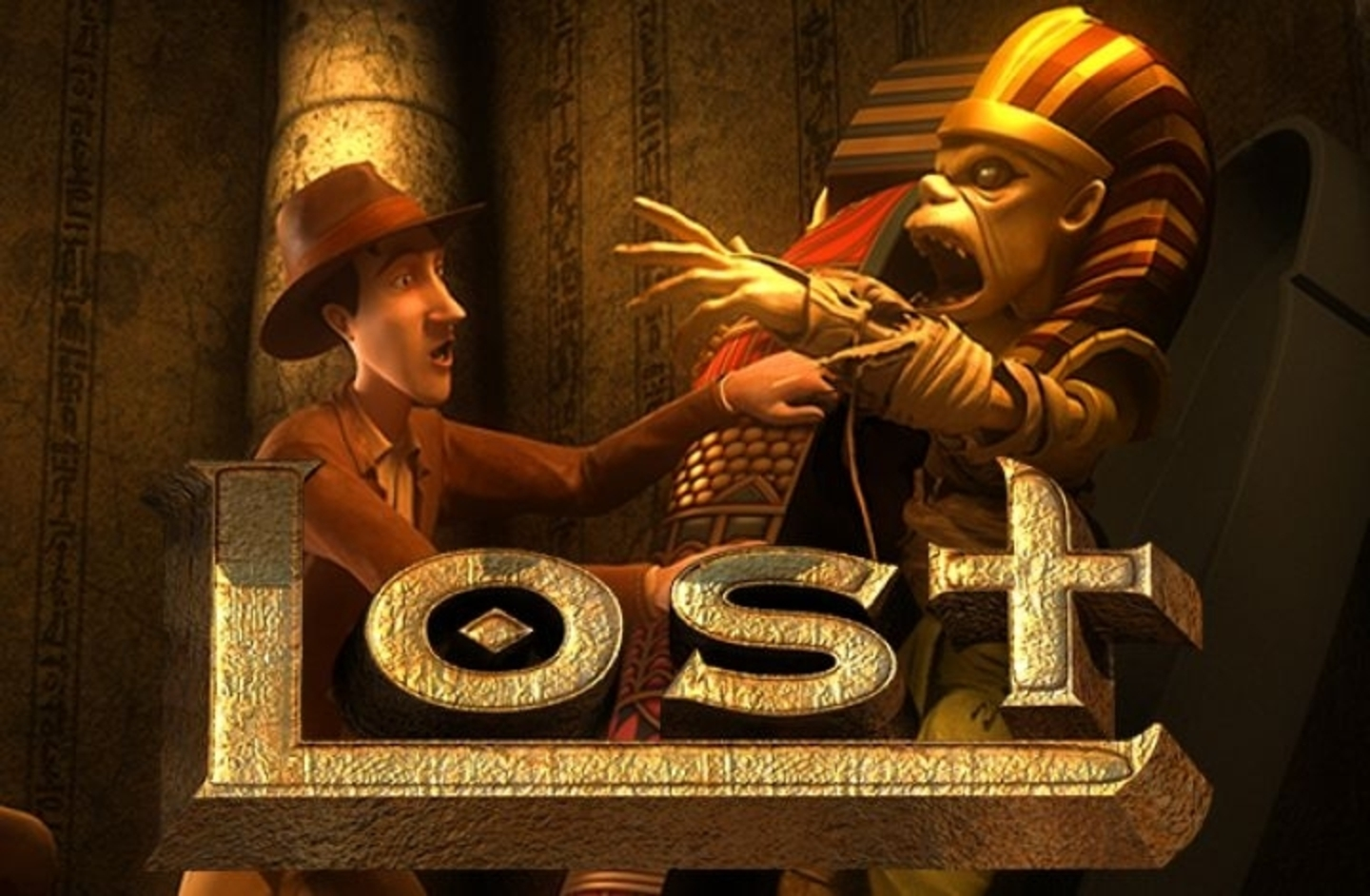 Lost Online Slot Demo Game by Betsoft