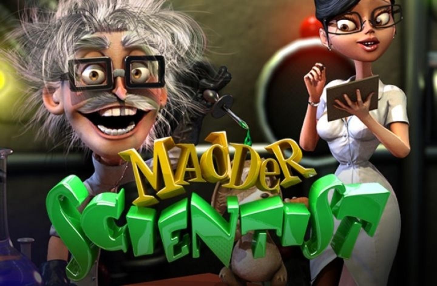 Madder Scientist Online Slot Demo Game by Betsoft