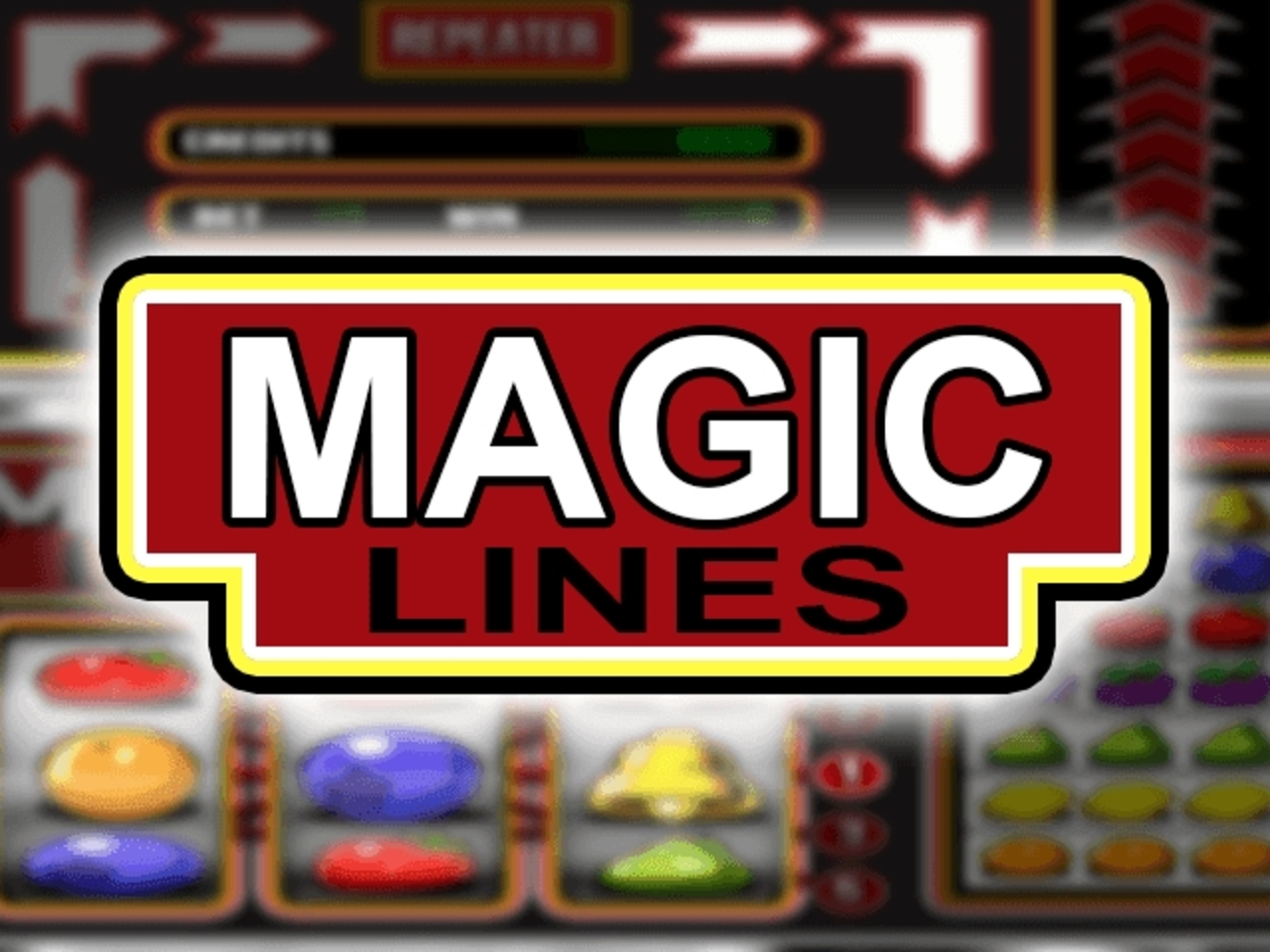 Magic Lines Online Slot Demo Game by Betsoft
