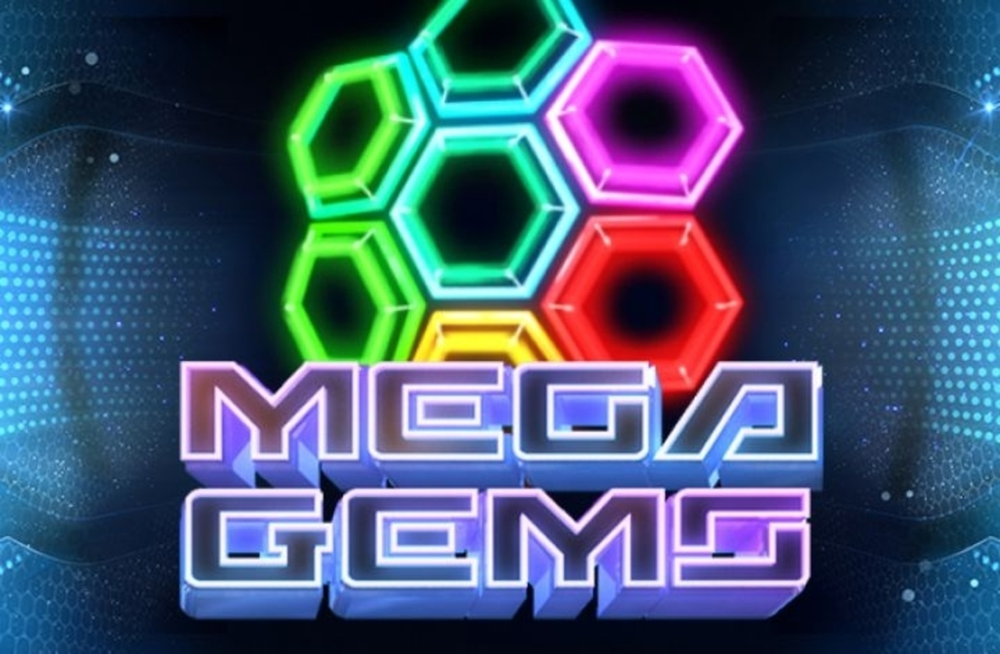 The Mega Gems Online Slot Demo Game by Betsoft