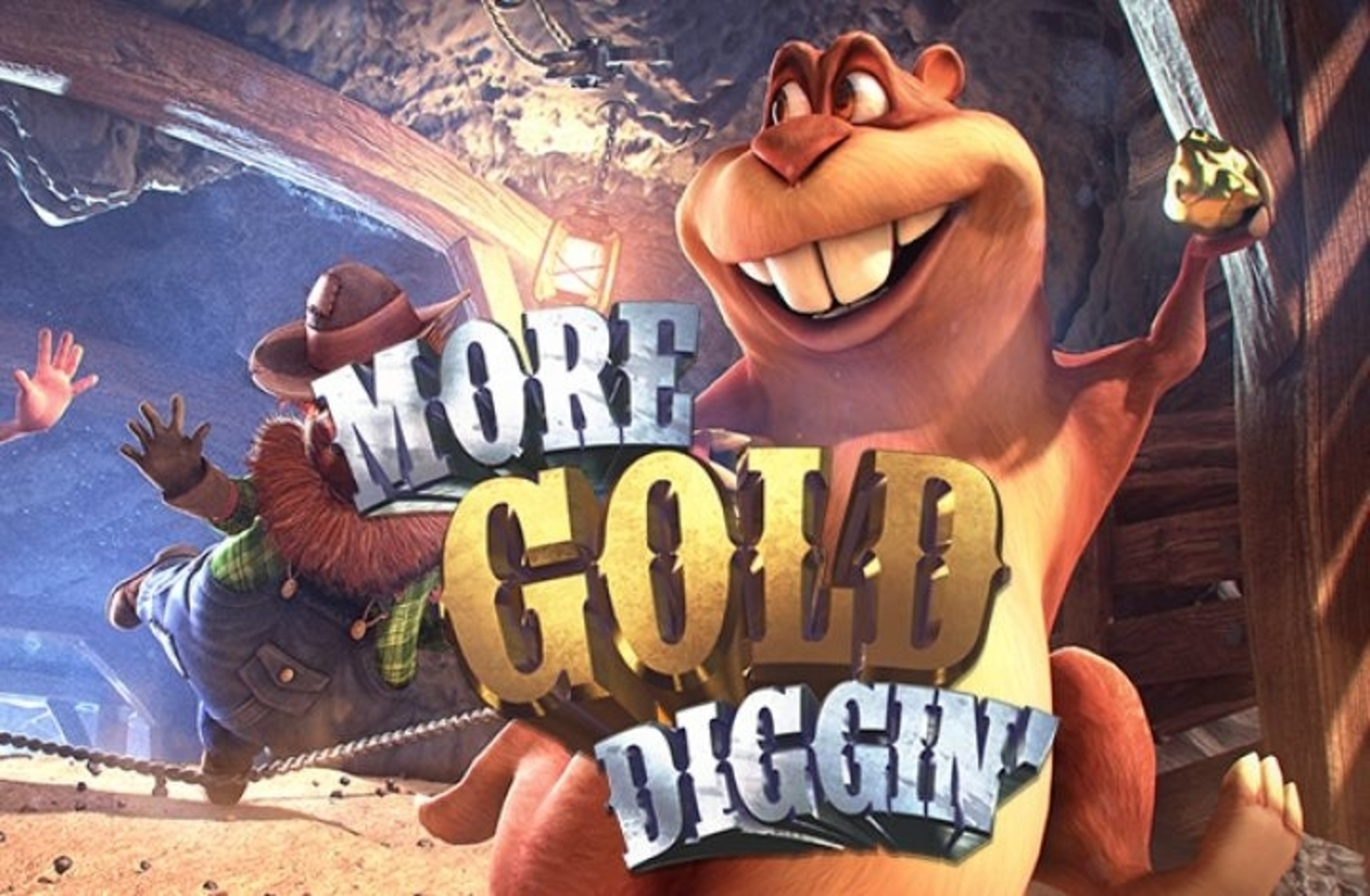 More Gold Diggin Online Slot Demo Game by Betsoft