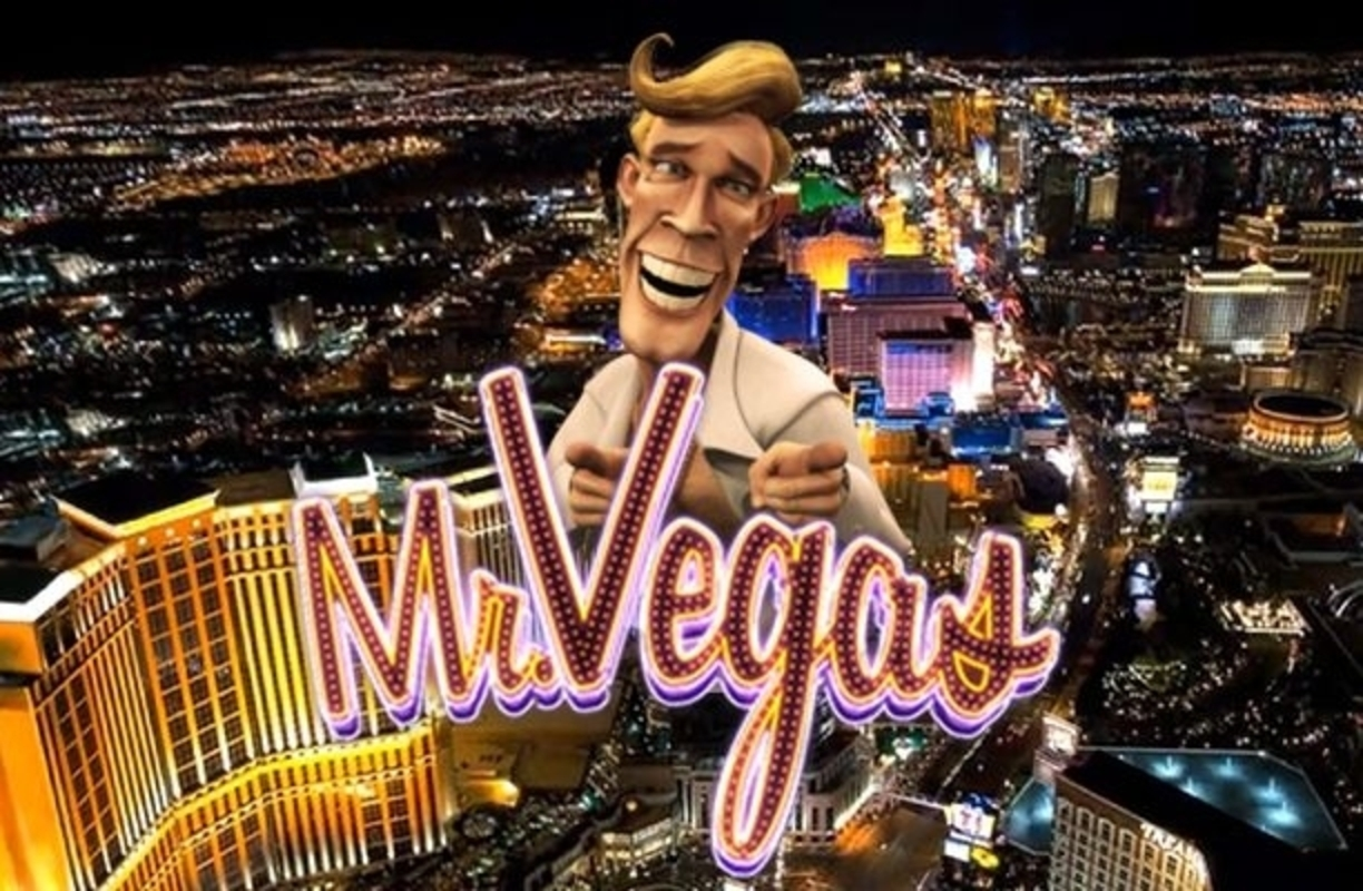 Mr. Vegas Online Slot Demo Game by Betsoft