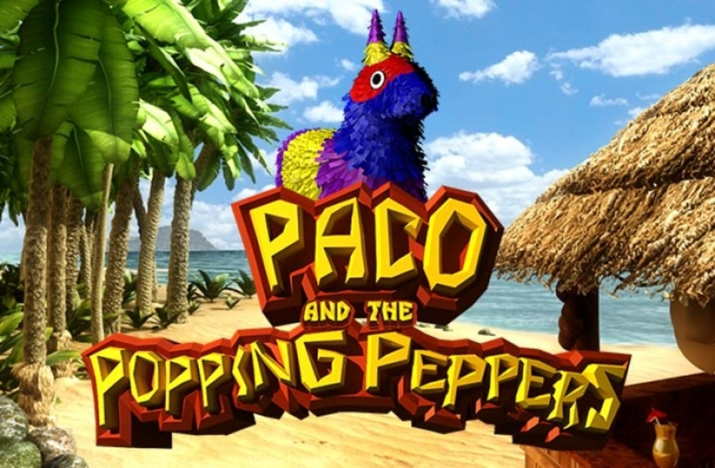 Paco and the Popping Peppers Online Slot Demo Game by Betsoft