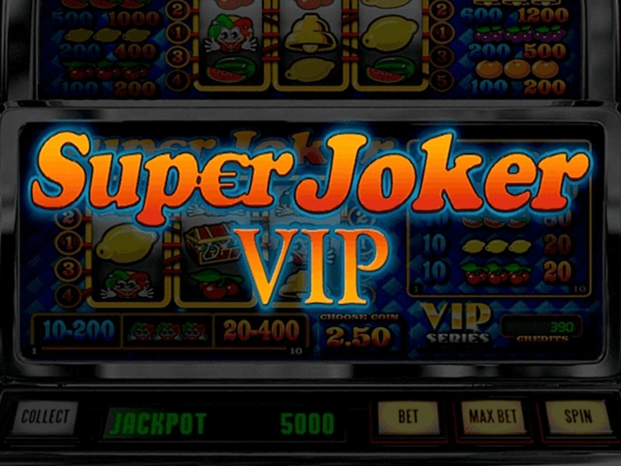 Super Joker (Betsoft) Online Slot Demo Game by Betsoft
