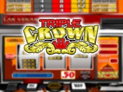 Triple Crown Online Slot Demo Game by Betsoft