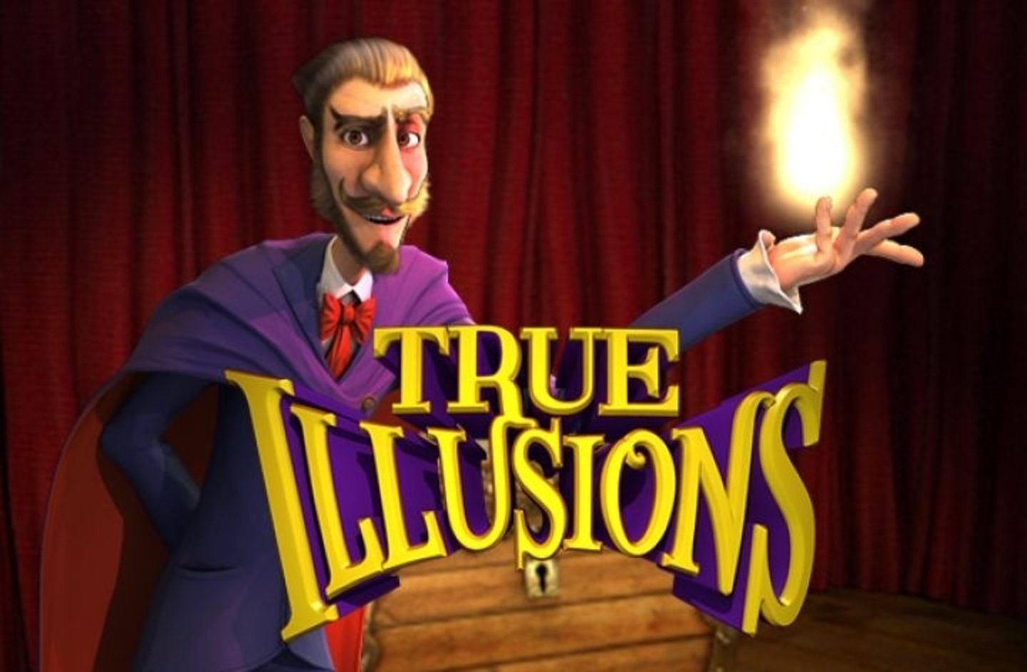 True Illusions Online Slot Demo Game by Betsoft