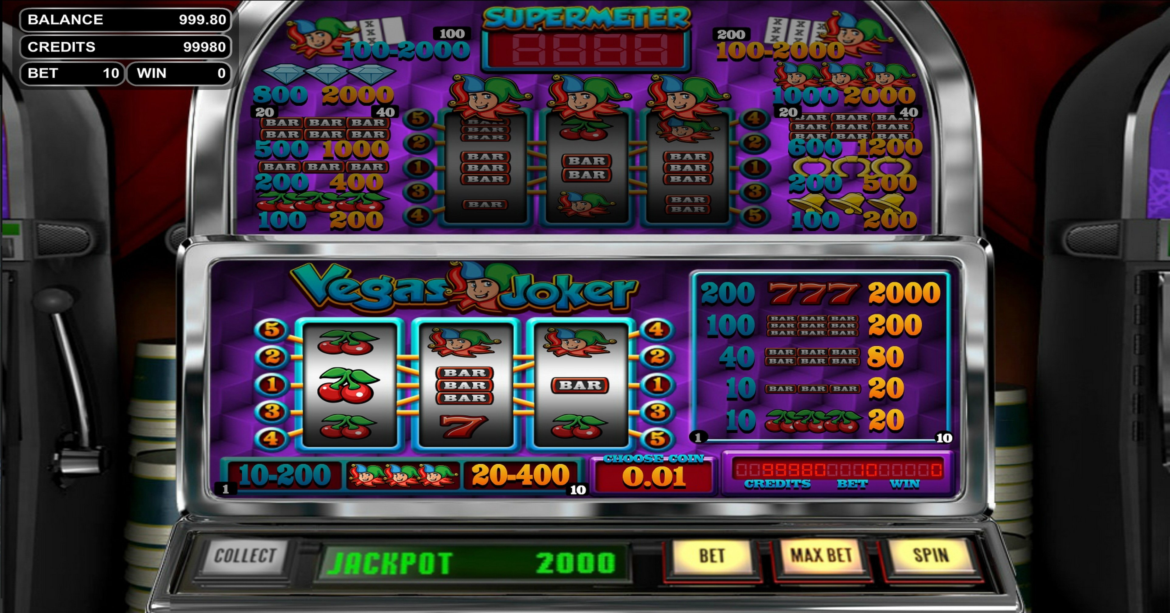 Play Joker Millions Slot Machine Free With No Download