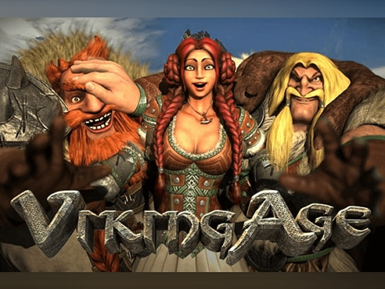 Viking Age Online Slot Demo Game by Betsoft