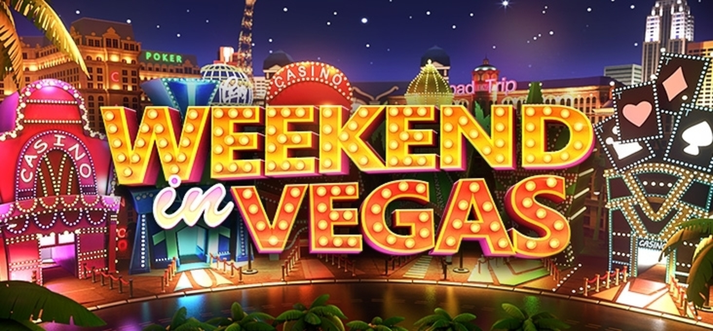 Weekend In Vegas Online Slot Demo Game by Betsoft
