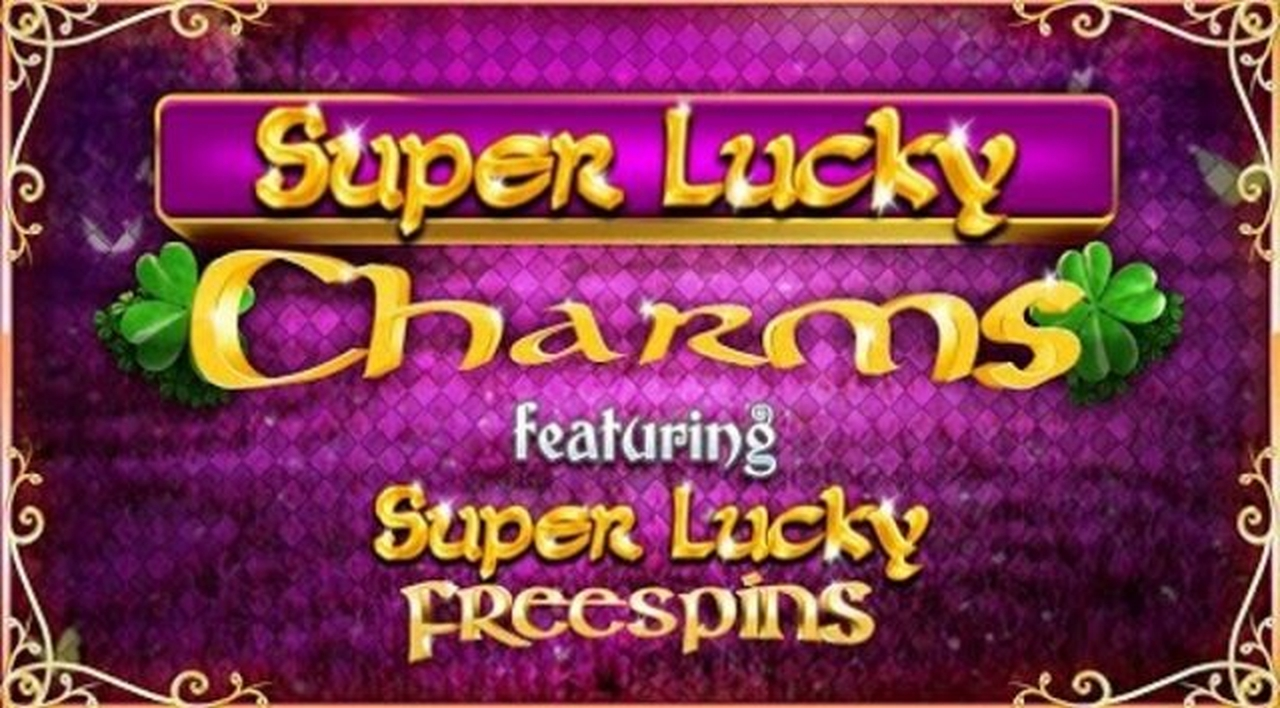 Super Lucky Charms Online Slot Demo Game by Blueprint Gaming