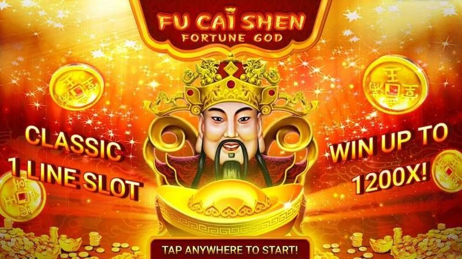 The Fu Cai Shen Online Slot Demo Game by Booongo