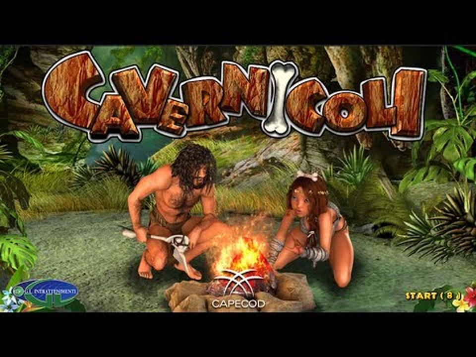 Cavemen Online Slot Demo Game by Capecod Gaming