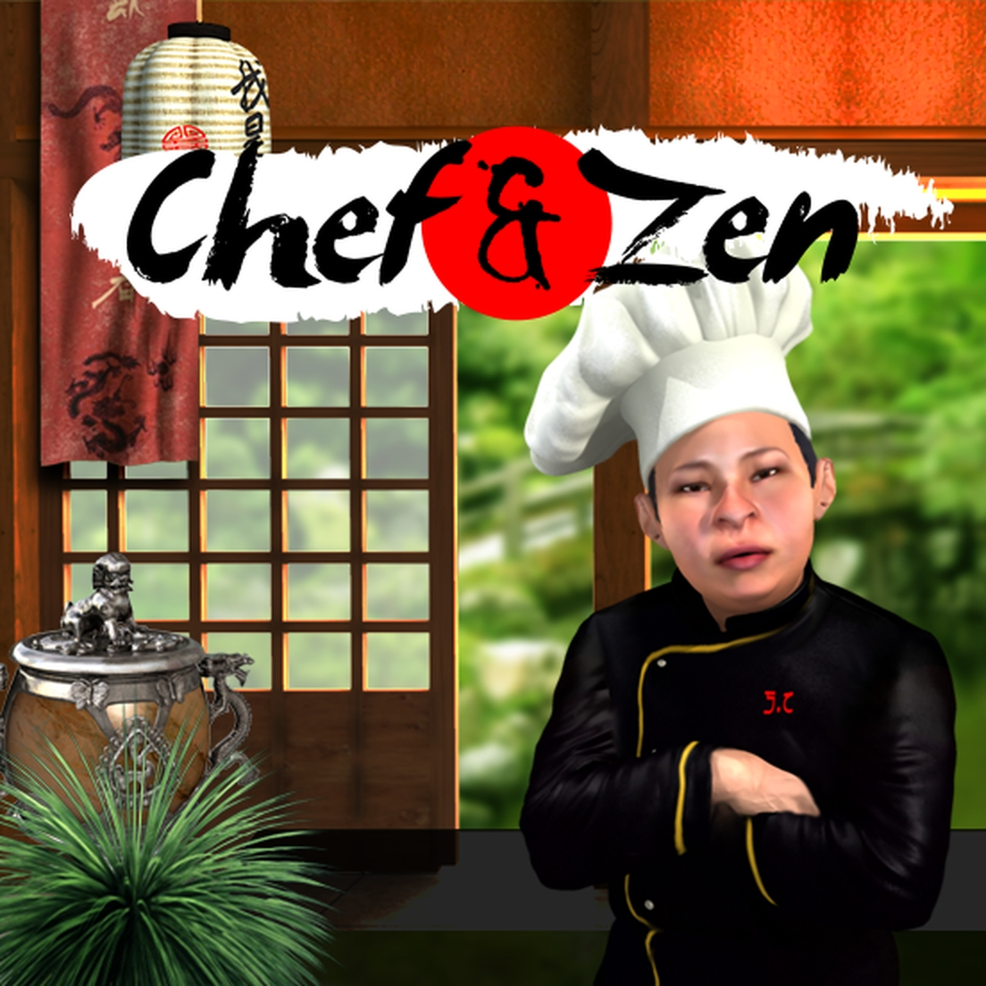 The Chef & Zen Online Slot Demo Game by Capecod Gaming