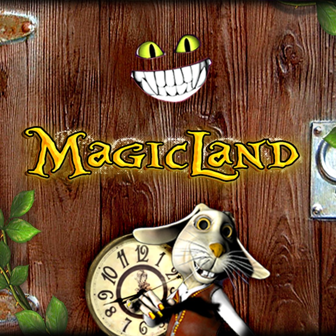 The MAGICLAND Online Slot Demo Game by Capecod Gaming
