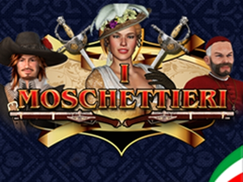 The Moschettieri Online Slot Demo Game by Capecod Gaming