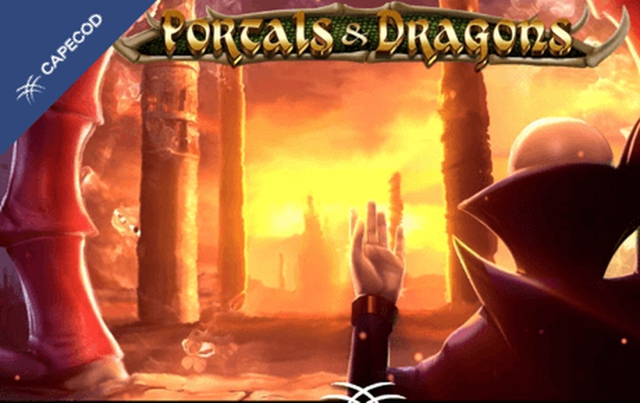 The Portals & Dragons Online Slot Demo Game by Capecod Gaming