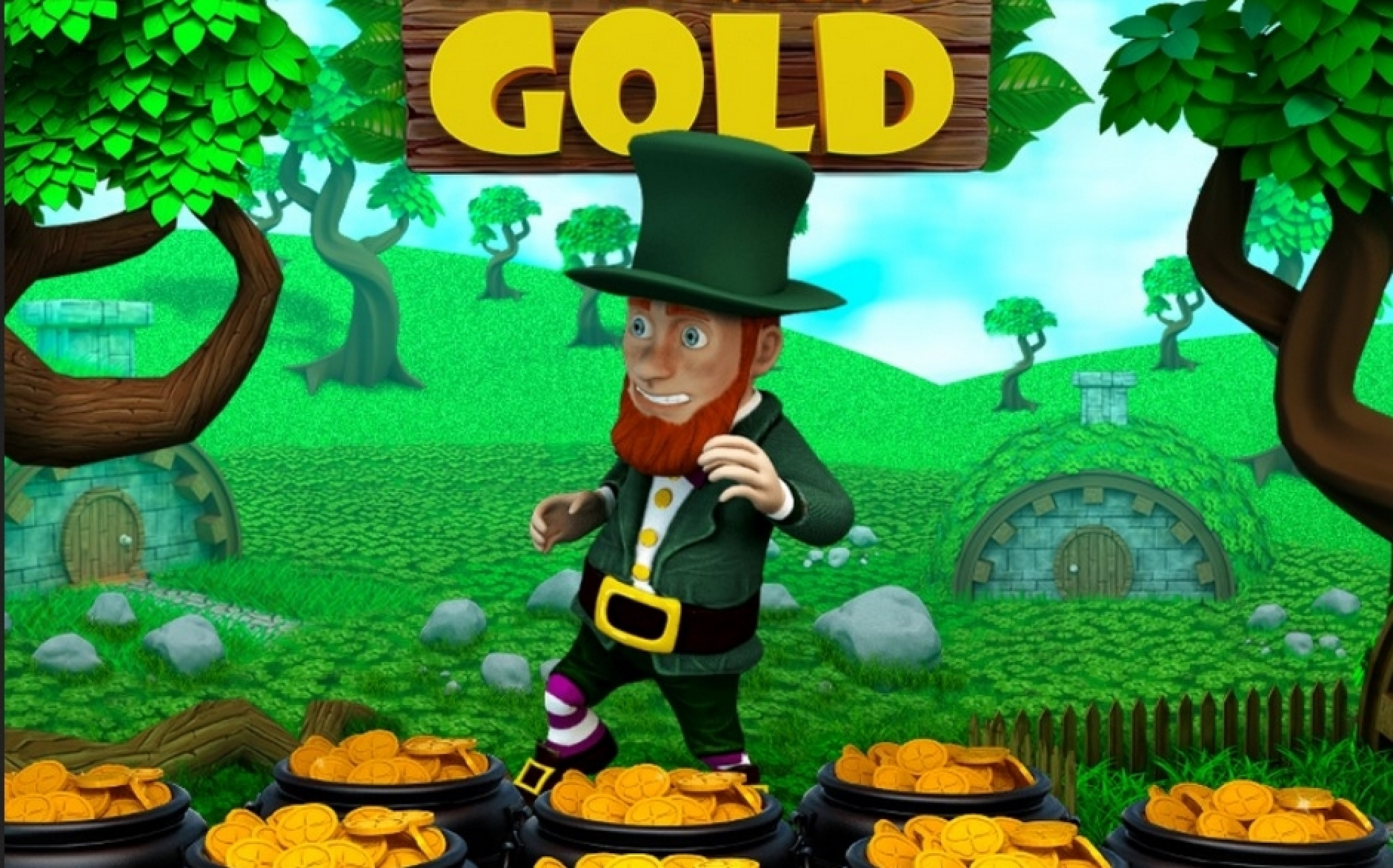 The St Patricks Gold Online Slot Demo Game by Capecod Gaming