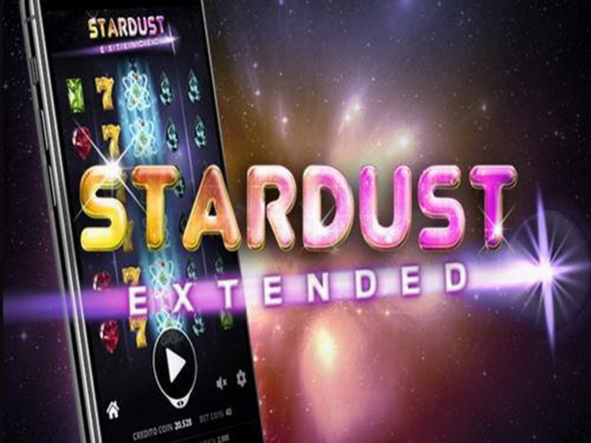The Stardust Extended Online Slot Demo Game by Capecod Gaming