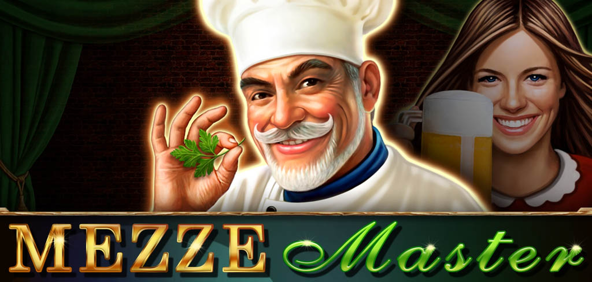 The Mezze Master Online Slot Demo Game by casino technology