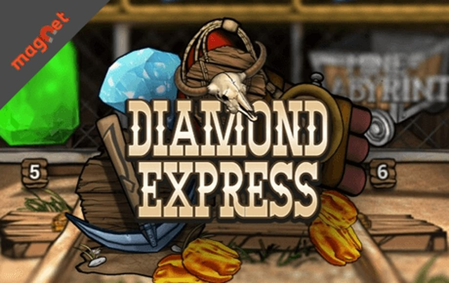 Diamond Express Online Slot Demo Game by Magnet Gaming