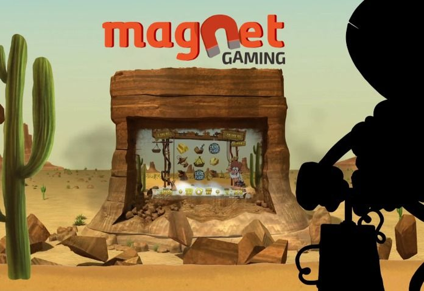 Gold Rush (Magnet Gaming) Online Slot Demo Game by Magnet Gaming
