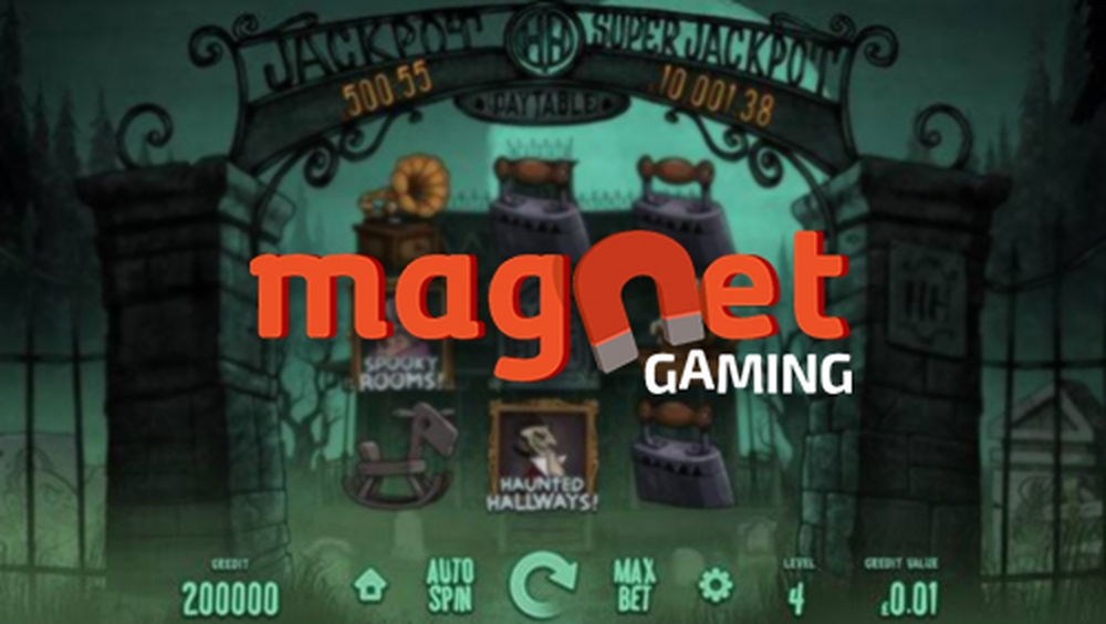 Haunted House (Magnet) Online Slot Demo Game by Magnet Gaming