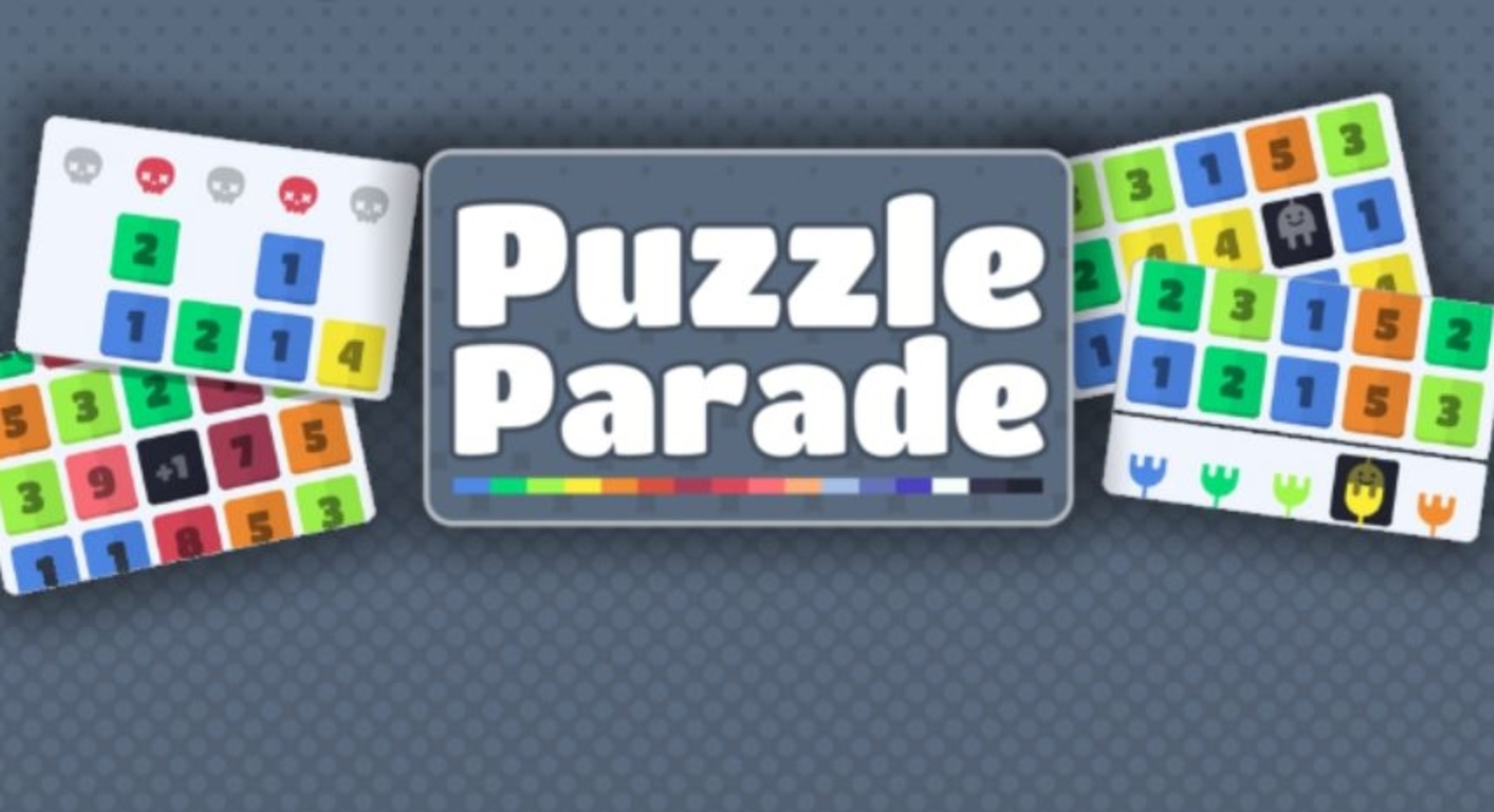 Puzzle Parade Online Slot Demo Game by Magnet Gaming