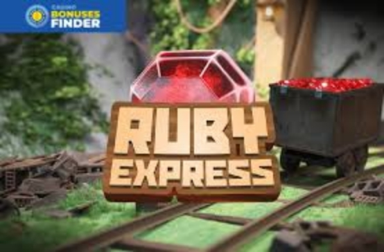 Ruby Express Online Slot Demo Game by Magnet Gaming