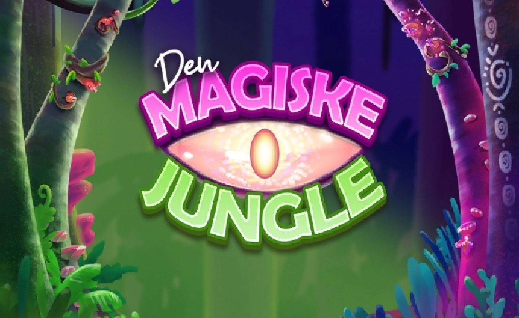 The Magic Jungle Online Slot Demo Game by Magnet Gaming