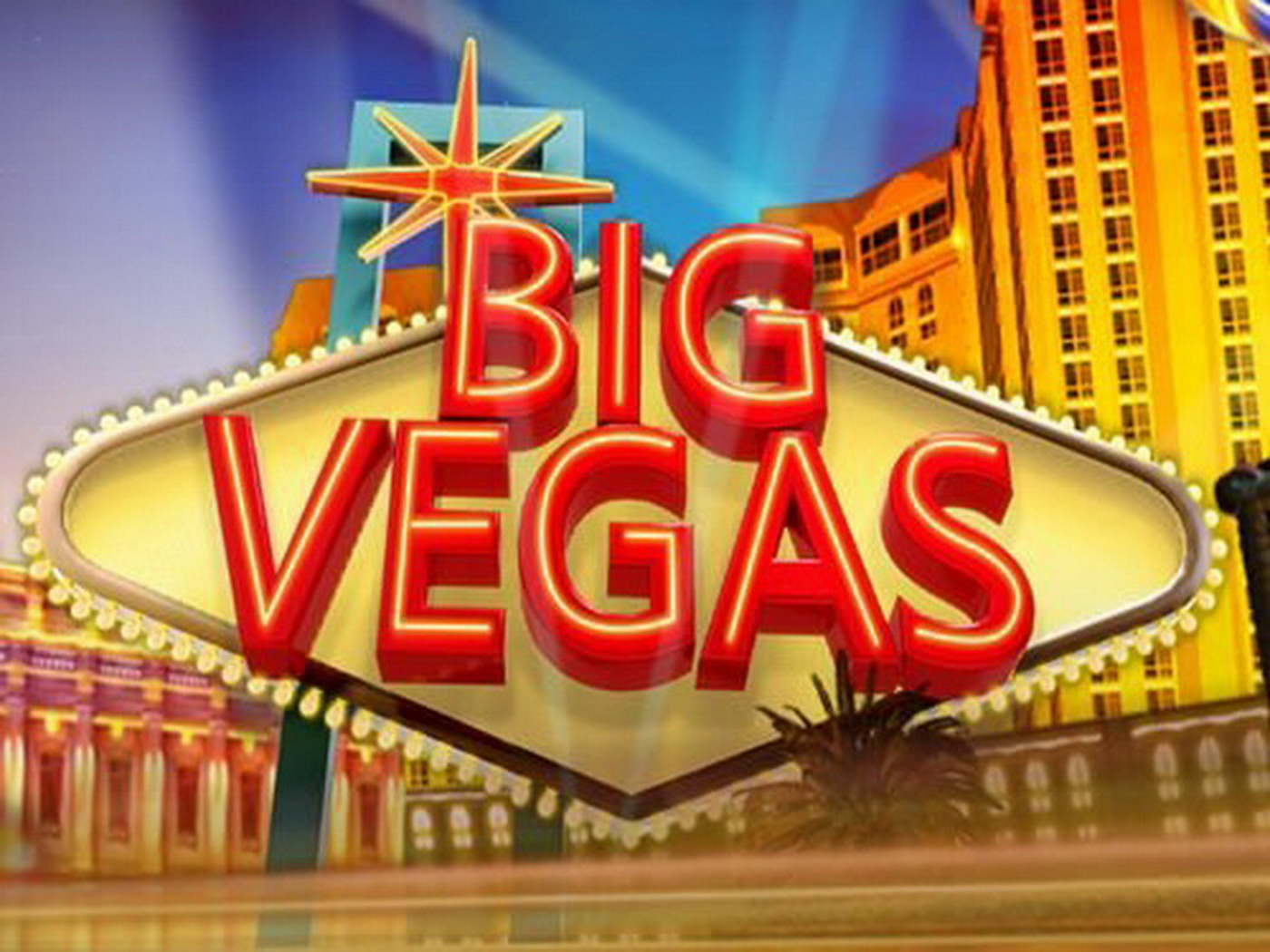 Big Vegas Online Slot Demo Game by Concept Gaming