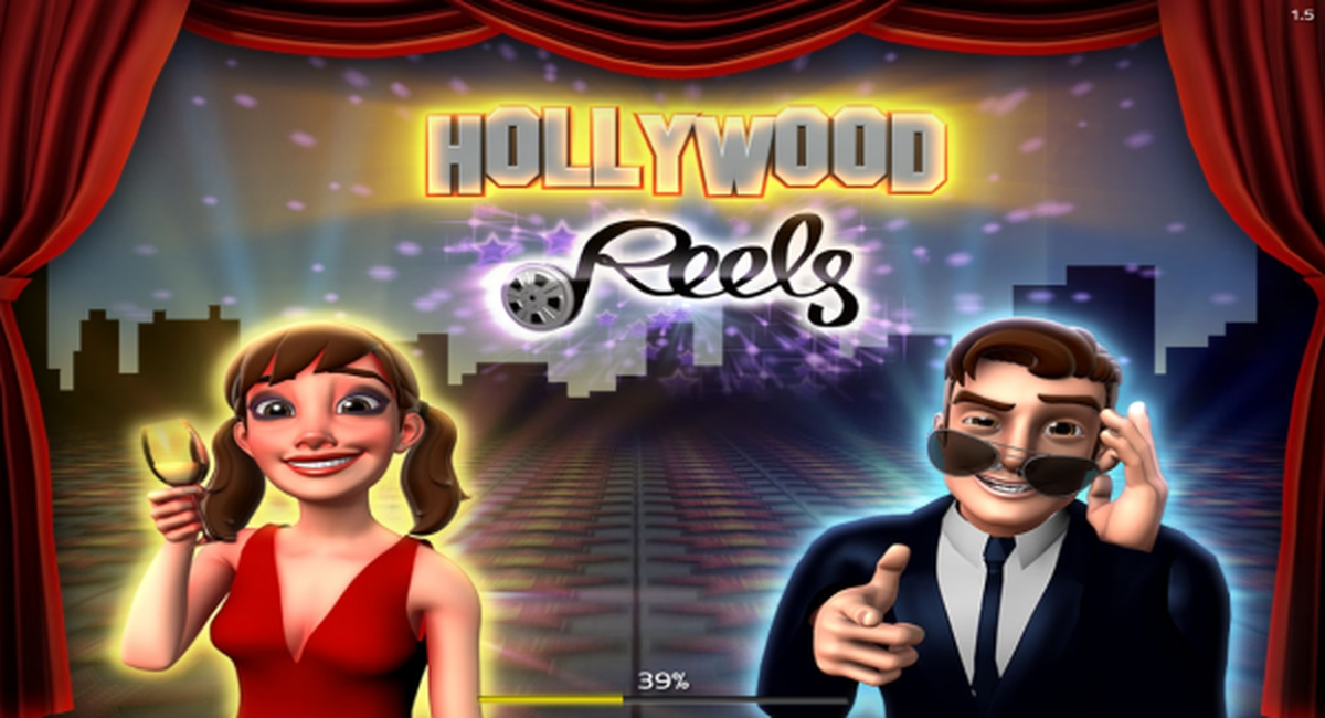 Reels in Hollywood Reels Slot Game by Concept Gaming