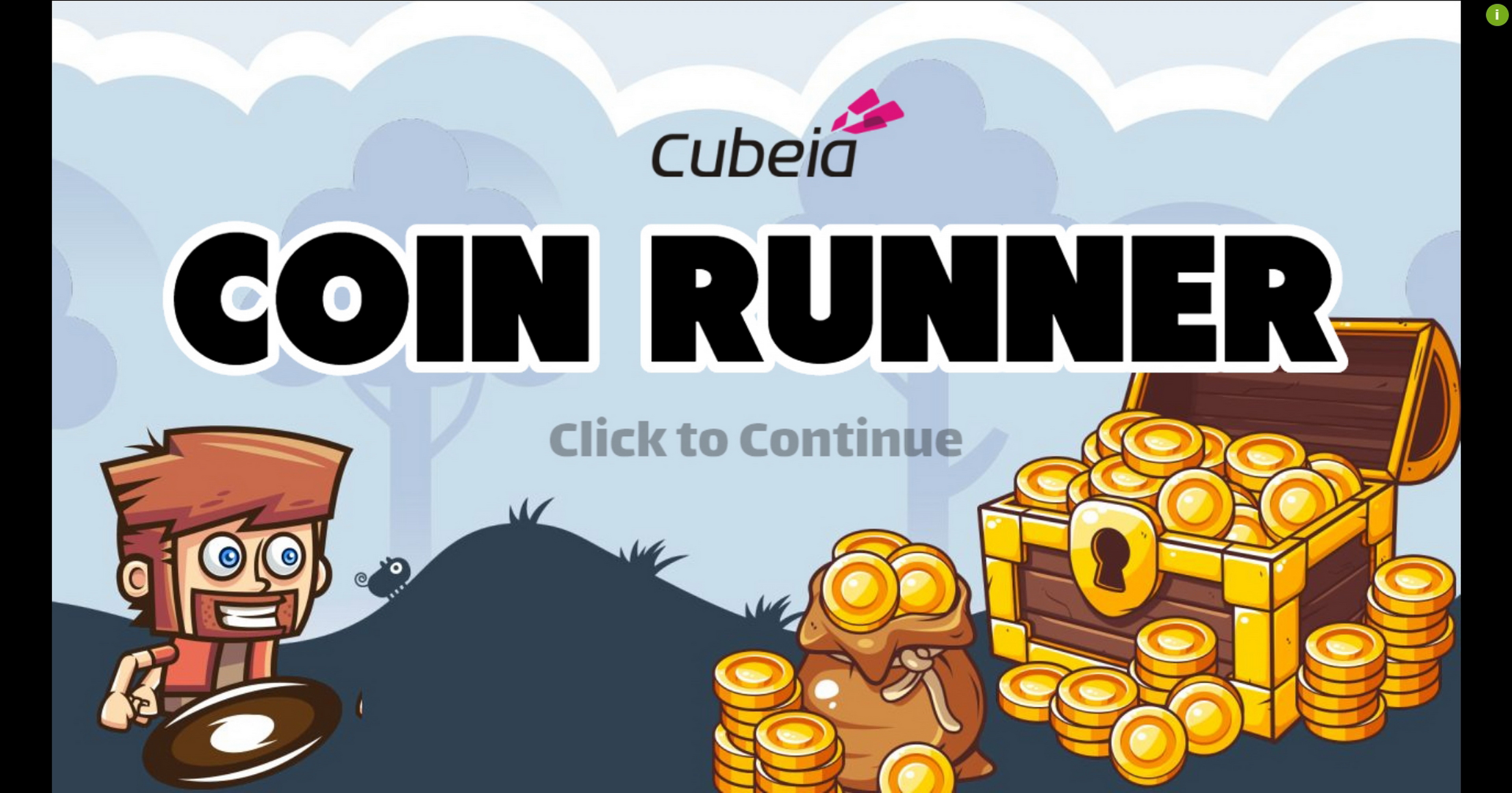 Play Coin Runner Free Casino Slot Game by Cubeia