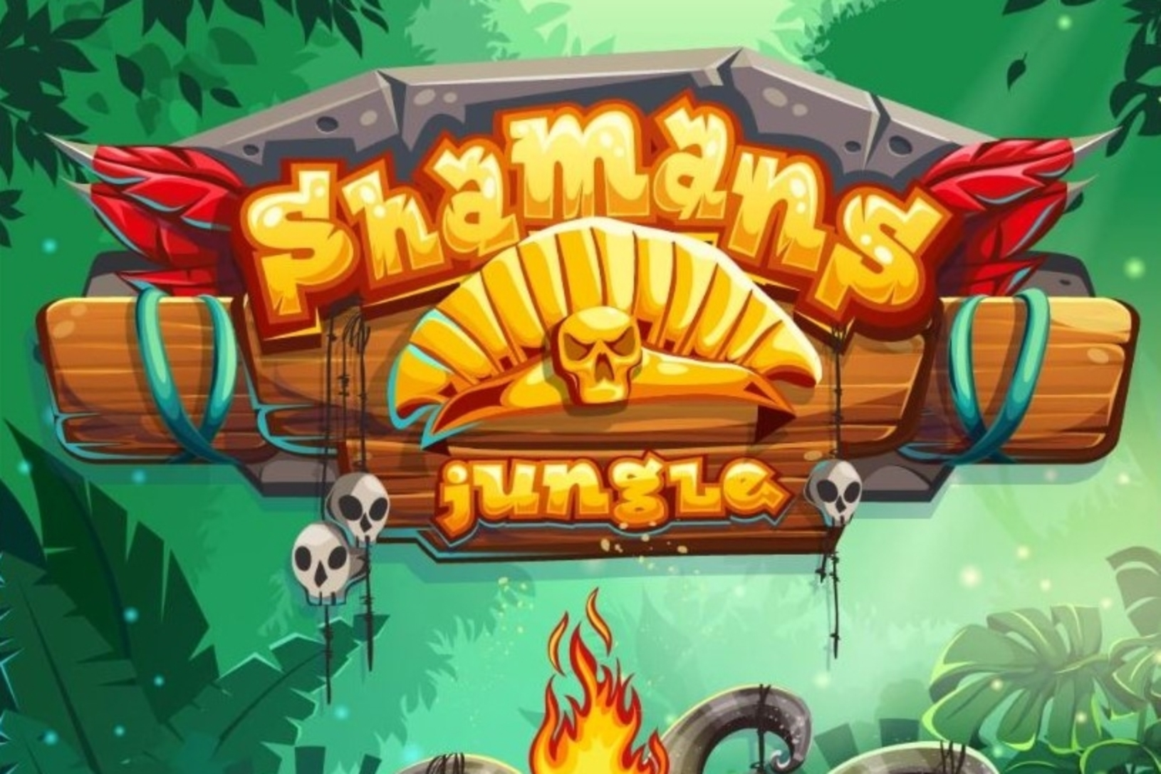Shaman's Jungle Online Slot Demo Game by Cubeia