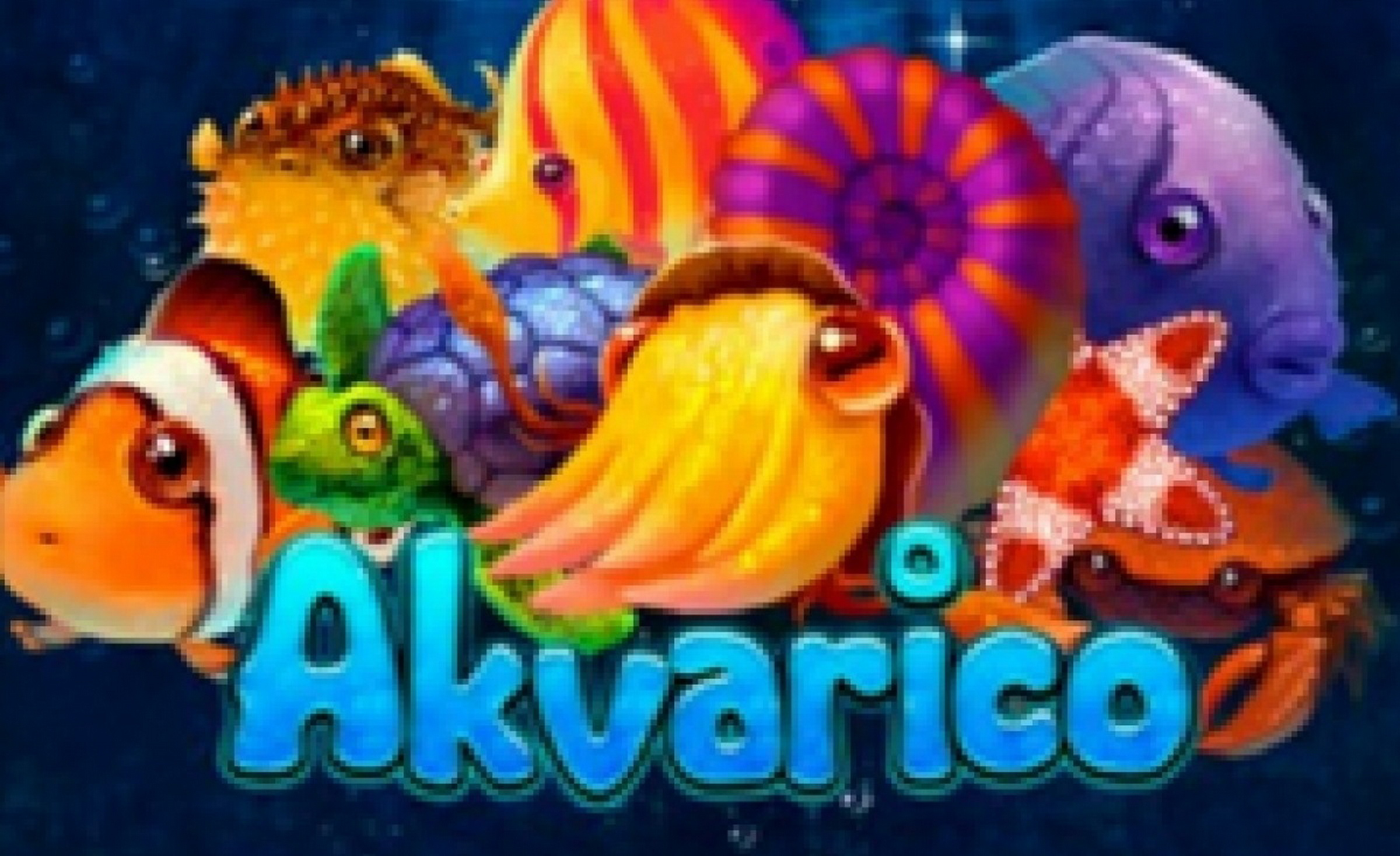 The Akvarico Online Slot Demo Game by DLV