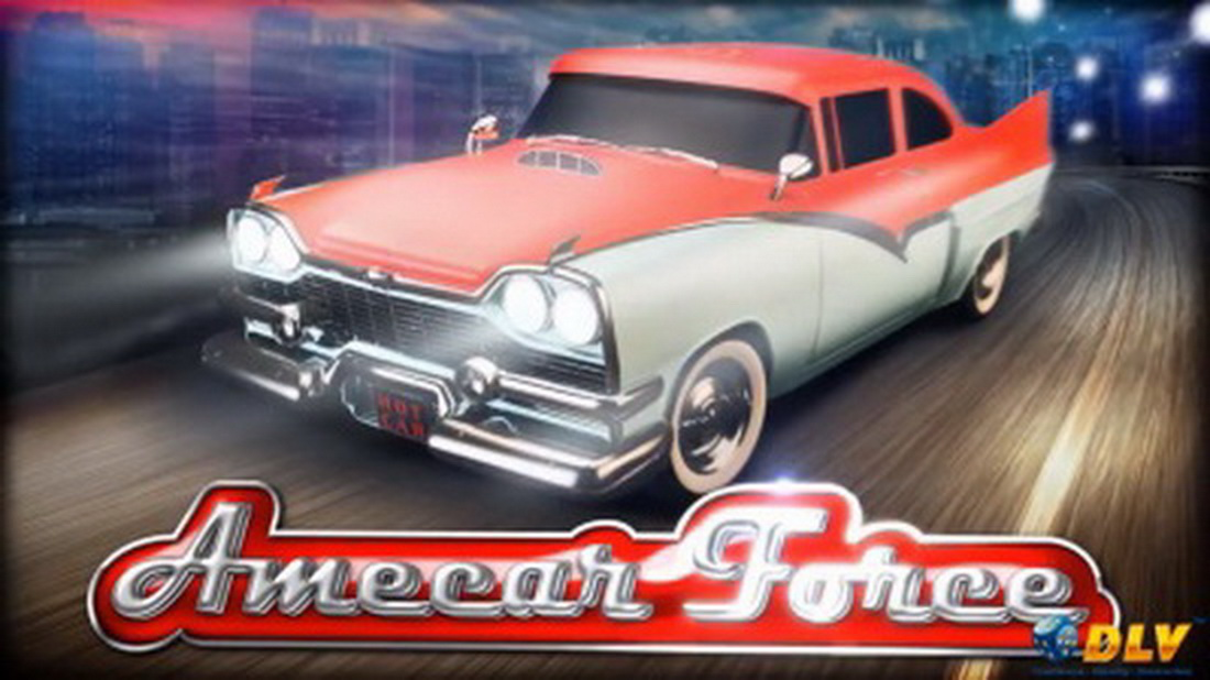 The Amecar Force Online Slot Demo Game by DLV