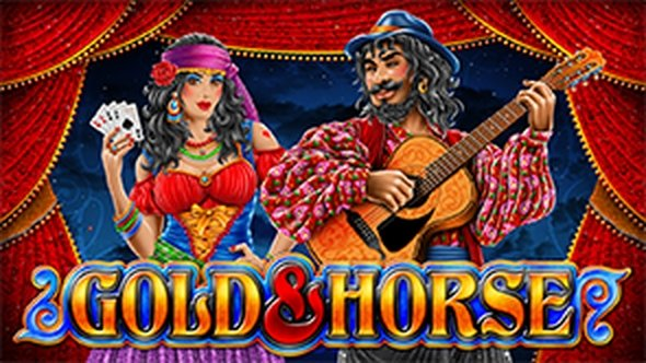 The Gold & Horse Online Slot Demo Game by DLV