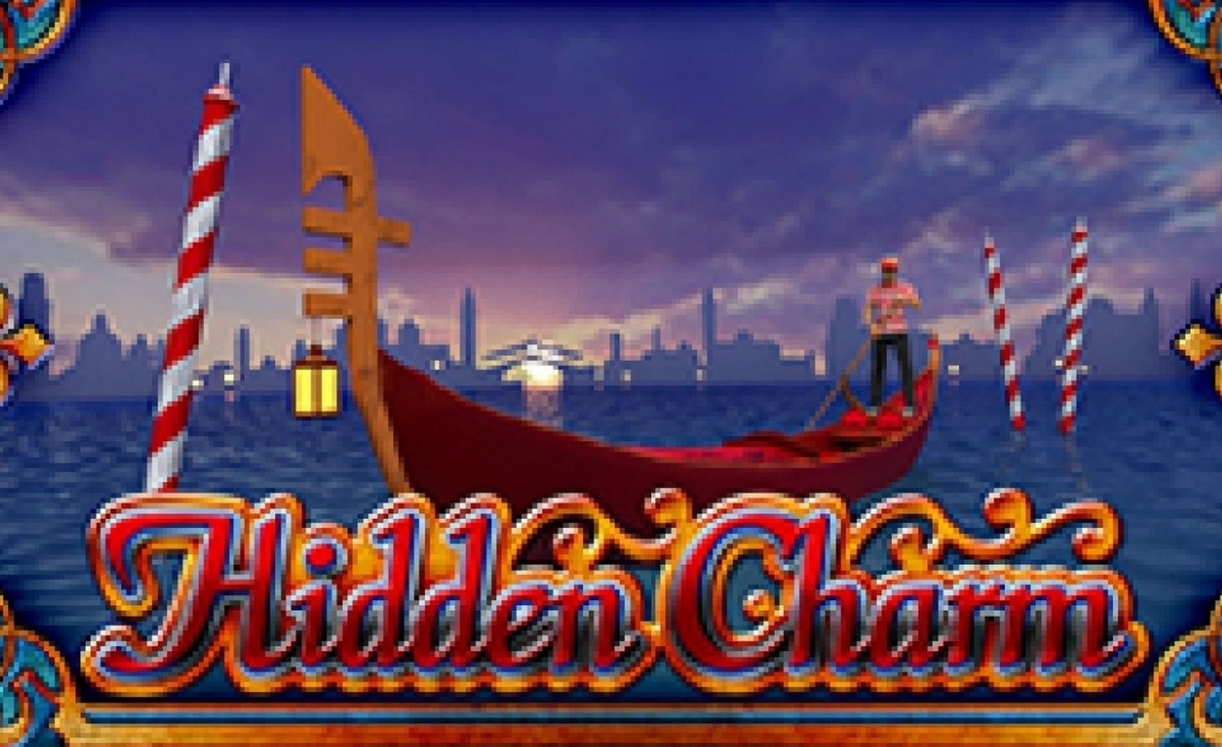 The Hidden Charm Online Slot Demo Game by DLV