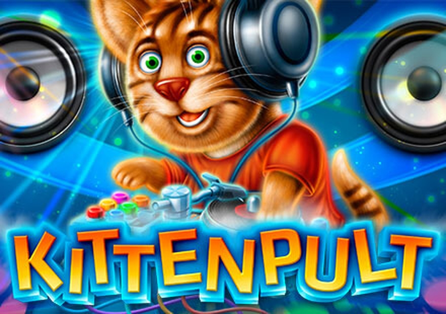 The Kitten Pult Online Slot Demo Game by DLV