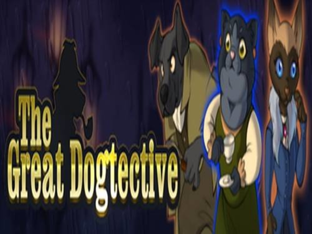 The The Great Dogtective Online Slot Demo Game by DLV