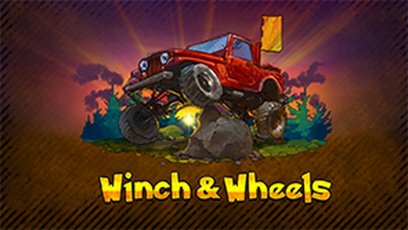Reels in Winch & Wheels Slot Game by DLV