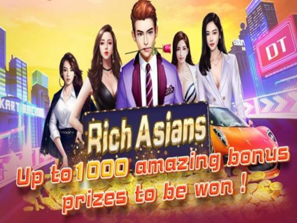 Rich Asians Online Slot Demo Game by Dreamtech Gaming