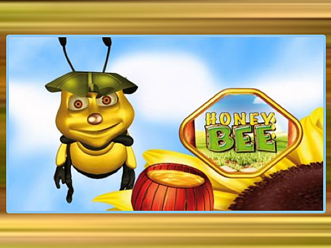The Honey Bee Online Slot Demo Game by edict
